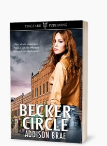 Becker Circle by Addison Brae, New starts mean new rules. Can she triumph through the challenges?